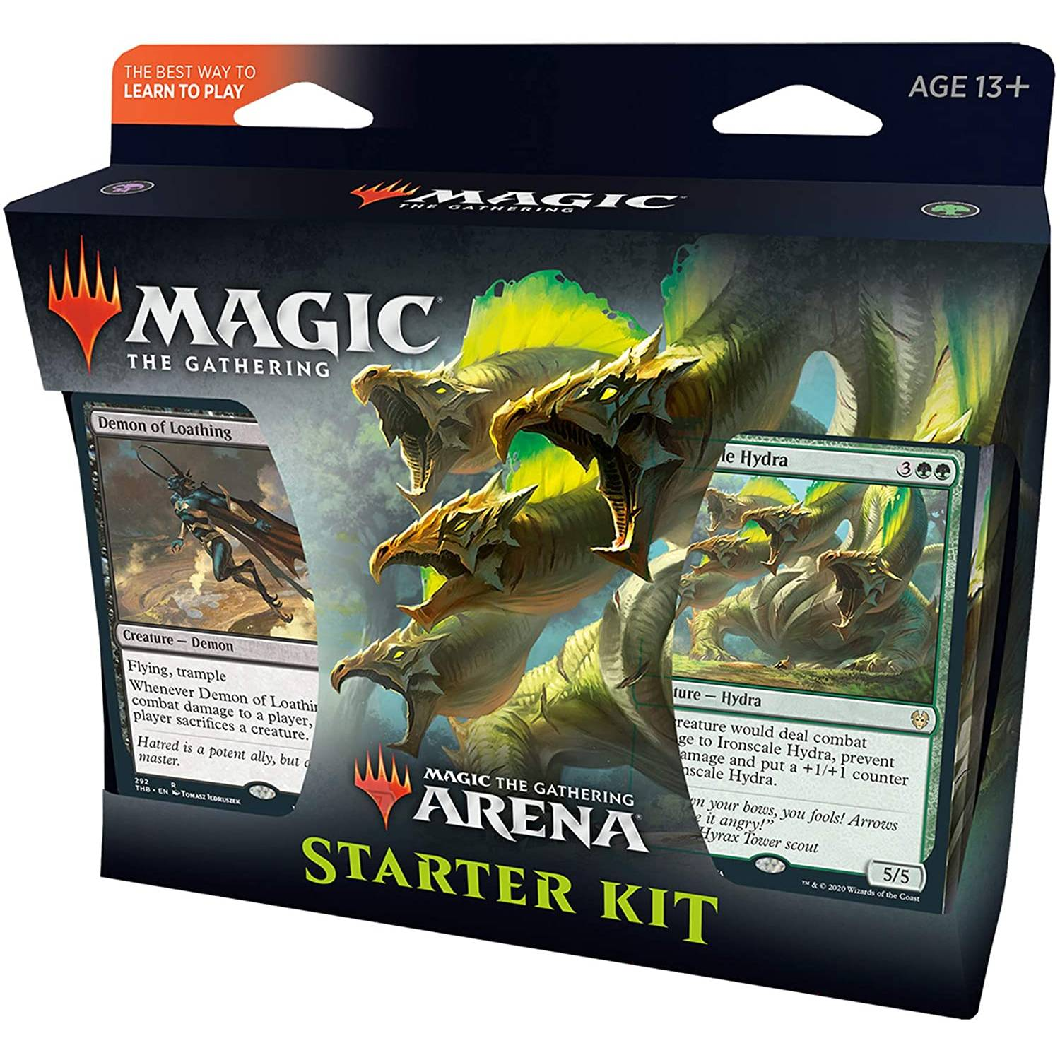 Zestaw kart TCG Magic: The Gathering: Arena Starter Kit