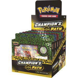 Zestaw Pokemon TCG: 3.5 Champion's Path - Pin Collection September