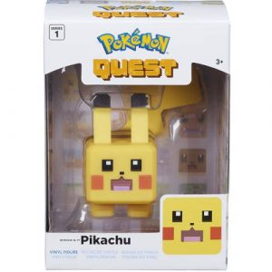 Figurka Pokemon Quest Pikachu Vinyl - Sezon 1