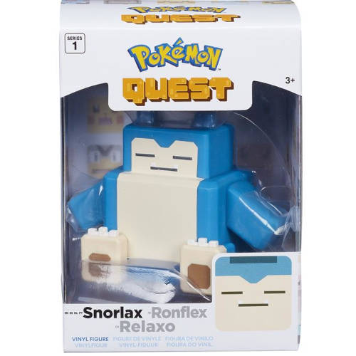 Figurka Pokemon Quest Snorlax