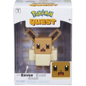 Figurka Pokemon Quest Eevee Vinyl - Sezon 1