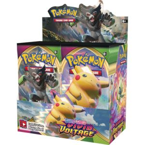 Pokemon TCG: Vivid Voltage - Booster (Display 36 szt.)