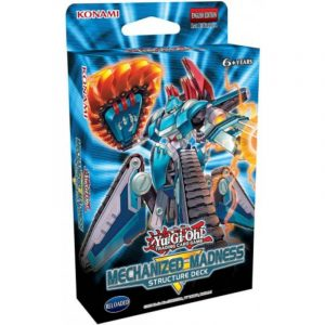 karty yu-gi-oh Mechanized Madness