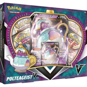 Karty Pokemon TCG: Rebel Clash - VBox Polteageist