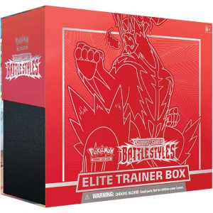 Karty Pokemon TCG: Battle Styles - Elite Trainer Box - Urshifu Single Strike