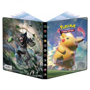 Pokemon TCG: Vivid Voltage A5 album na karty