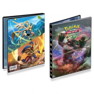 Pokemon TCG: Rebel Clash - Album A5 na 80 kart