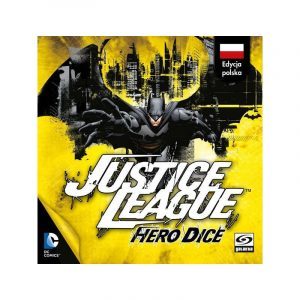 Gra Justice League: Hero Dice Batman - Galakta