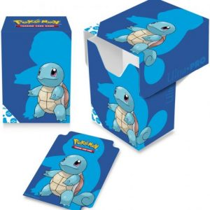 Pokemon: Pudełko na Karty TCG - Squirtle Deck Box