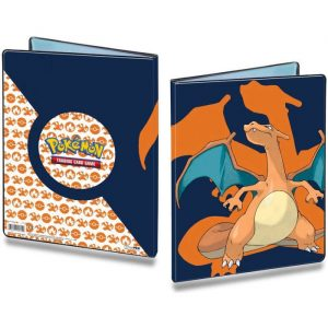 Pokemon: Charizard 9-Pocket Portfolio - Album na Karty TCG
