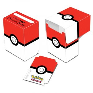 Pudełko na Karty Pokemon TCG Ultra Pro Deck Box - Poke Ball