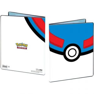 Pokemon: Great Ball 9-Pocket Portfolio – Album na Karty TCG
