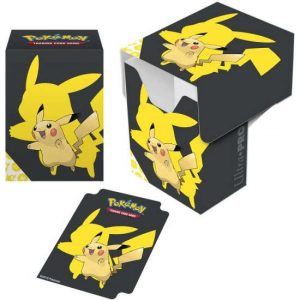 Pokemon: Pudełko na Karty TCG - Pikachu Deck Box