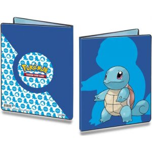 Pokemon: Squirtle 9-Pocket Portfolio – Album na Karty TCG