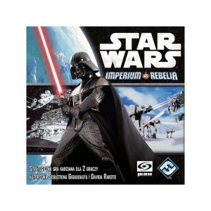 Star Wars: Imperium vs Rebelia - Strategiczna Gra Karciana