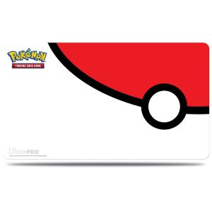 Mata Ultra-Pro do Gry Pokemon TCG - Poke Ball Play Mat