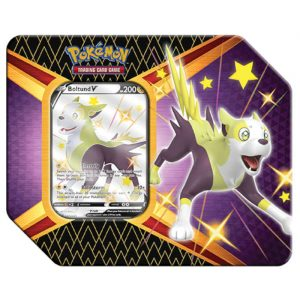 Karty Pokemon TCG: Shining Fates V Tin - Boltund