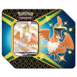 Karty Pokemon TCG: Shining Fates V Tin Cramorant V