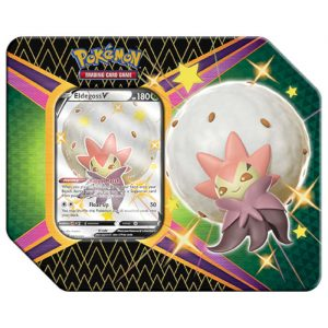 Karty Pokemon TCG: Shining Fates V Tin Eldegoss