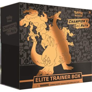 Karty Pokemon TCG: Champion's Path - Elite Trainer Box