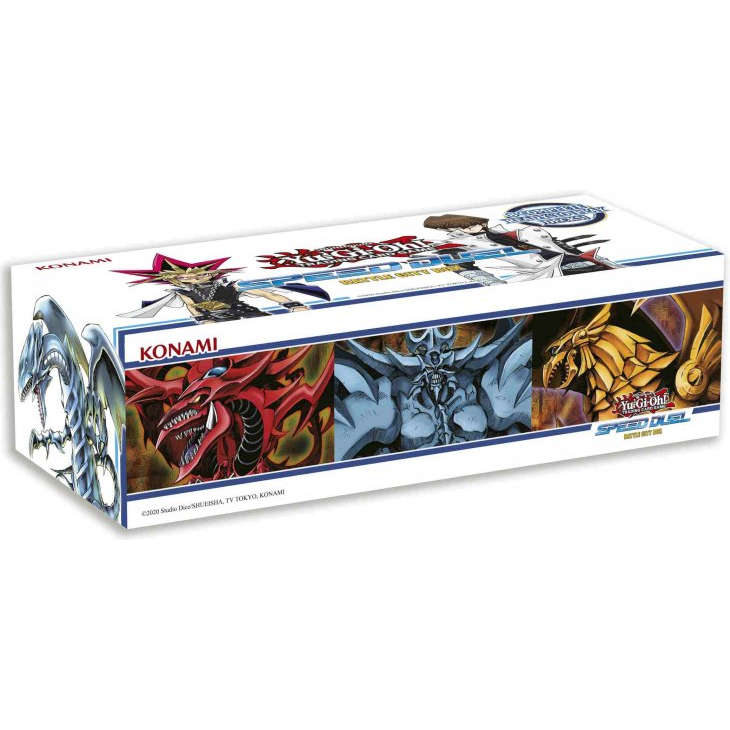 Karty Yu-Gi-OH! TCG: Speed Duel Battle City Box