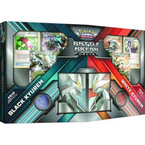 Pokemon TCG Battle Arena Decks: Black Kyurem vs. White Kyurem